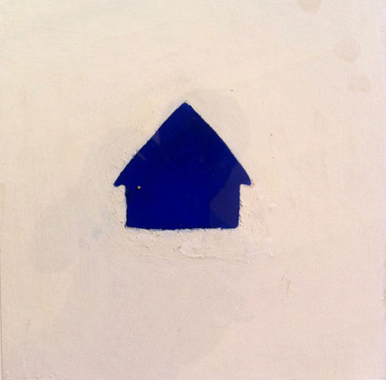 Blue house project - Sketch III