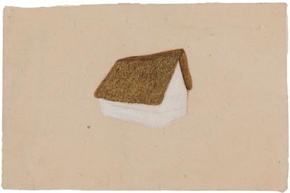 Blue house project - Sketch V.