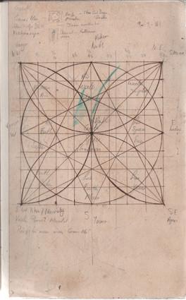 Star Cut Diagram II