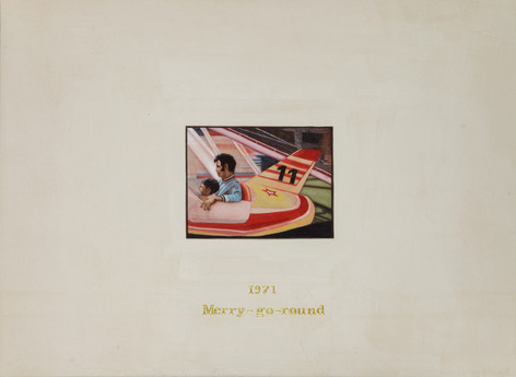 Merry-go-around 1971.
