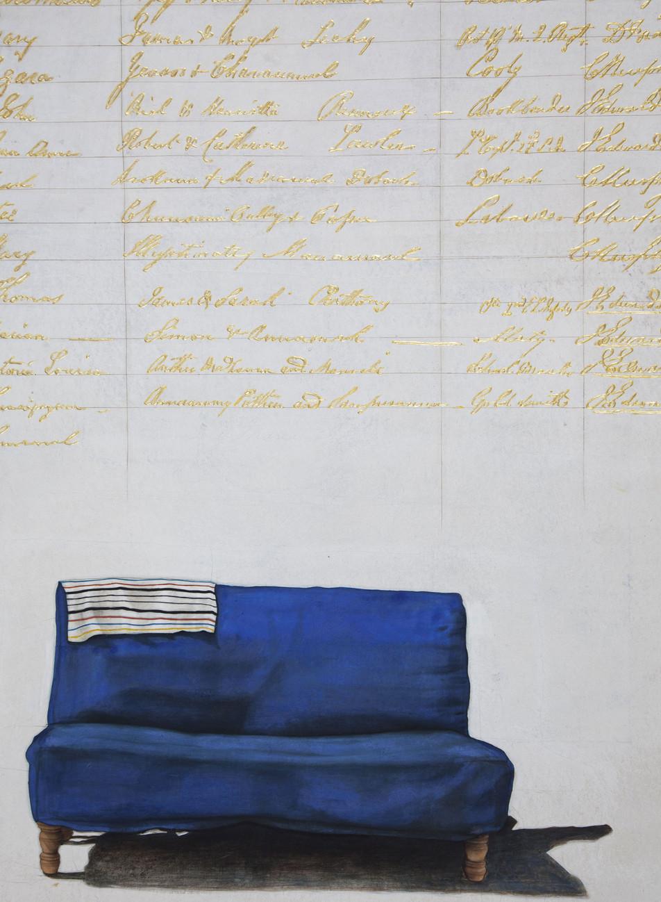 Baptisme Certificat detail I