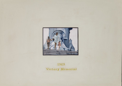 Victoria Memorial 1969
