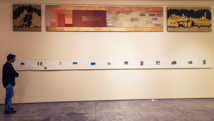 Exhibition shot.