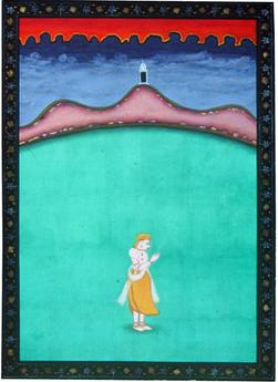 Pranam Triptych I.