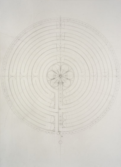 The Chartres Labyrinth analysis