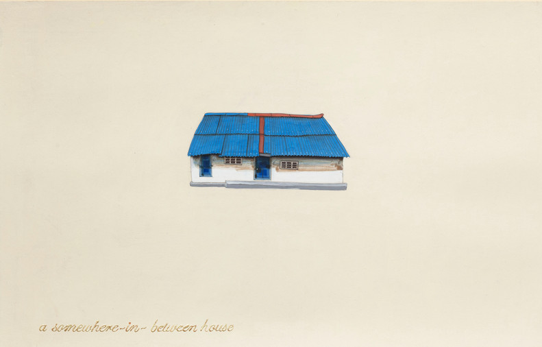 A somewhere in between house (4) - Floating Worlds - Gated Community