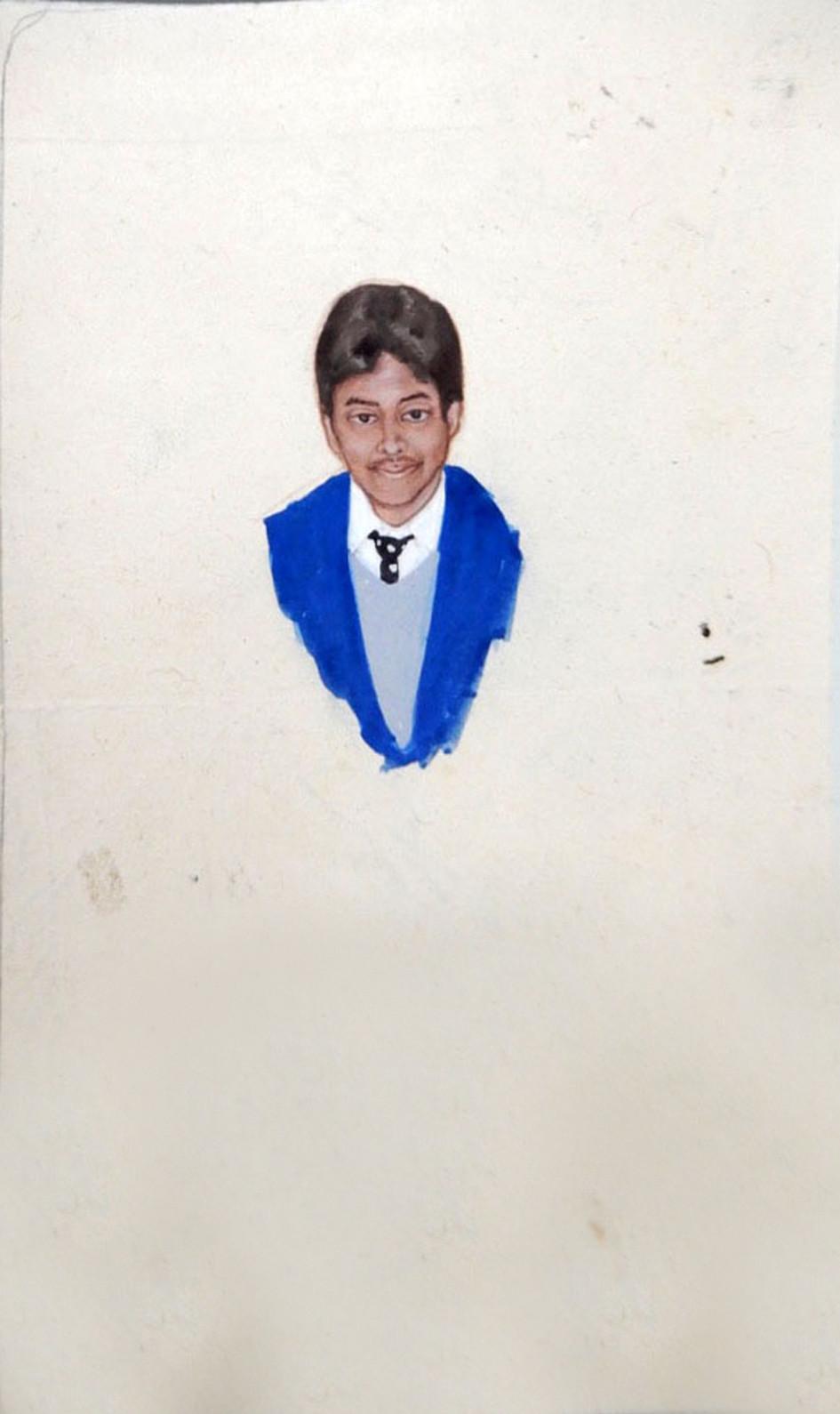 Portrait Study - Classroon II