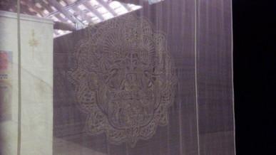 Embroidery I.