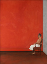 A Portrait in Red.