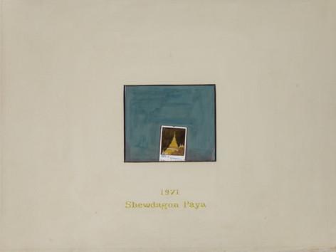Shewdagon Paya 1971