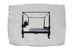Chettinad bed.