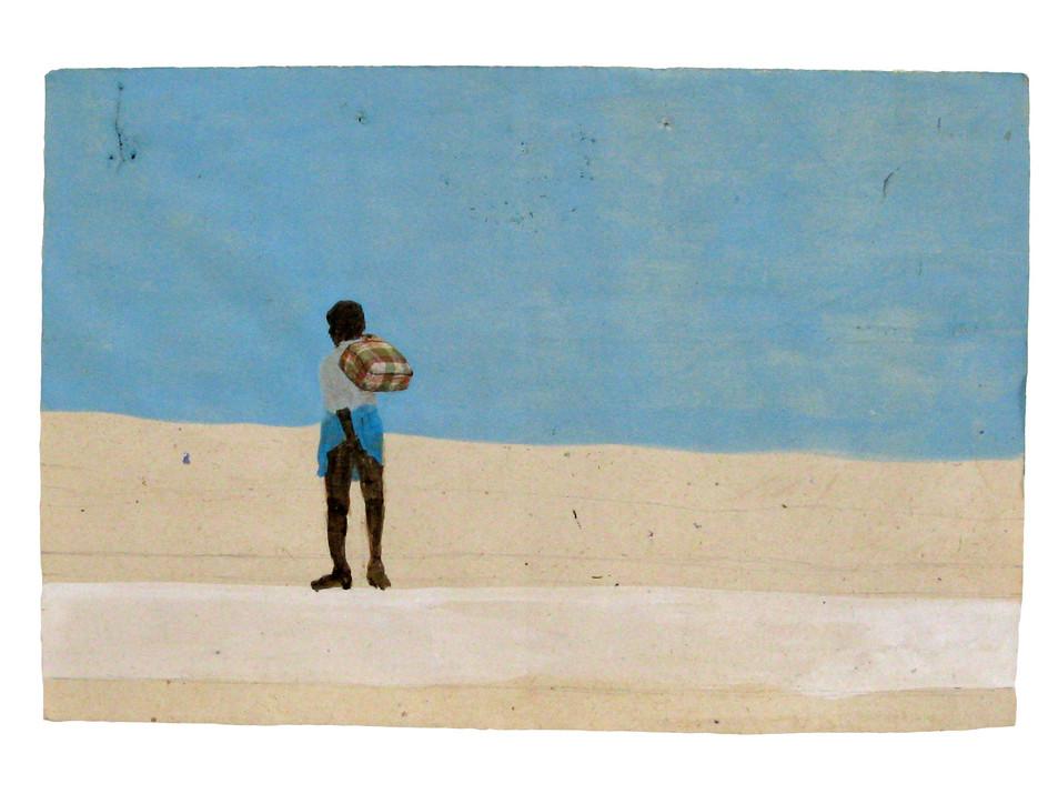 Promenade sketch II.