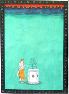 Pranam Triptych II.