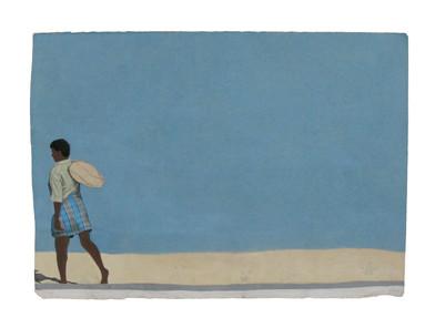 Promenade sketch I.
