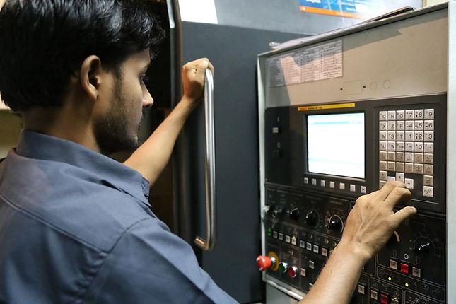 HMI Industrial equipment