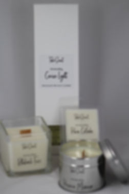 Intoxicating Cocktail Collection of soy wax, wood wick candles, wax melts and reed diffusers