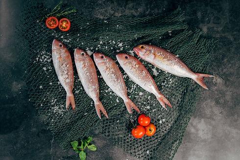 Peixe cru