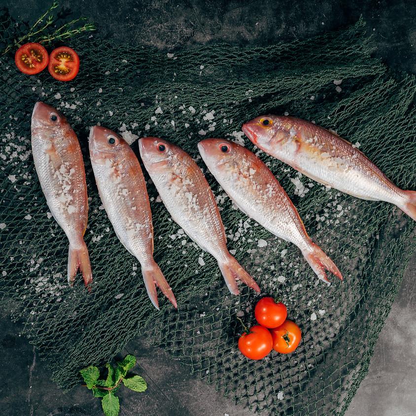 Il pesce come piatto unico