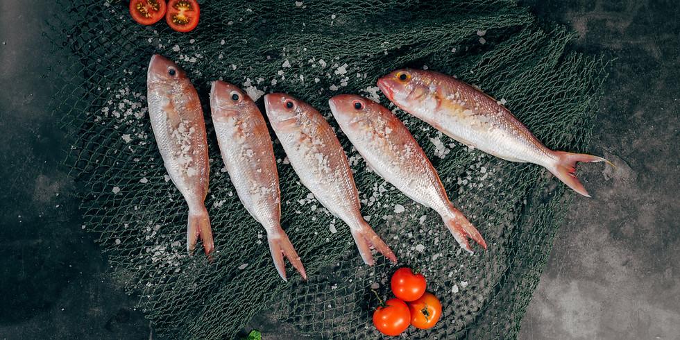 Cuisine : Menu Terre et Mer (1)