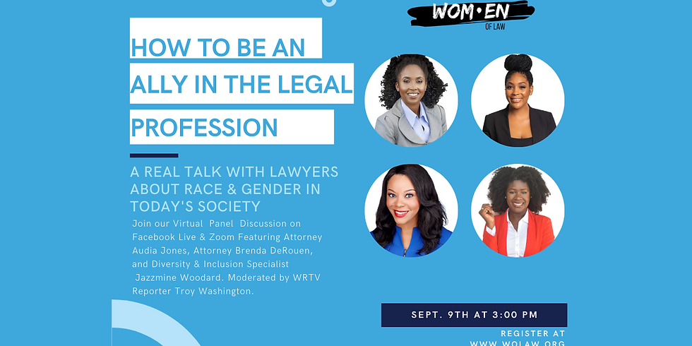 How to Be An Ally In The Legal Profession