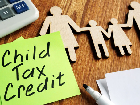 Who Receives the Child-Tax Credit after a Divorce?