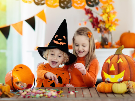 4 Tips For Co-Parenting On Halloween