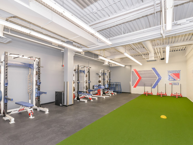 Kitchener Rangers Training Facility