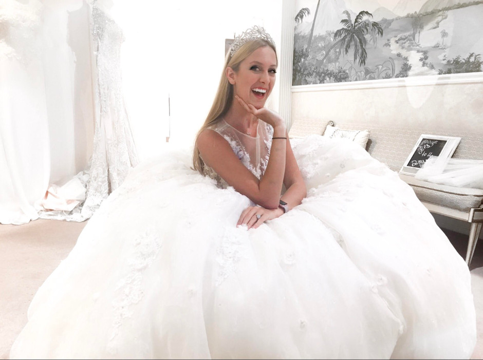 All About My Wedding Dress Shopping Experience