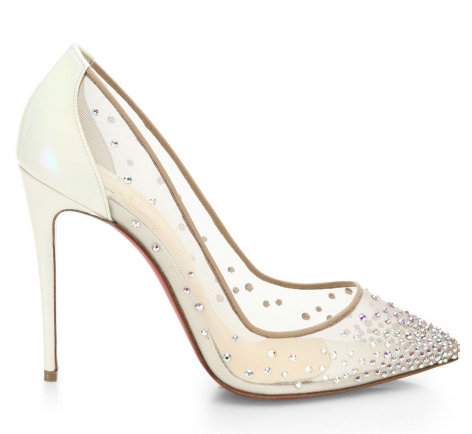 The Shoes I'm Dying To Get For My Wedding Day