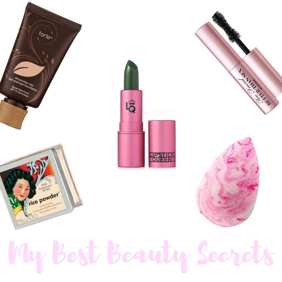 My Best Beauty Secrets