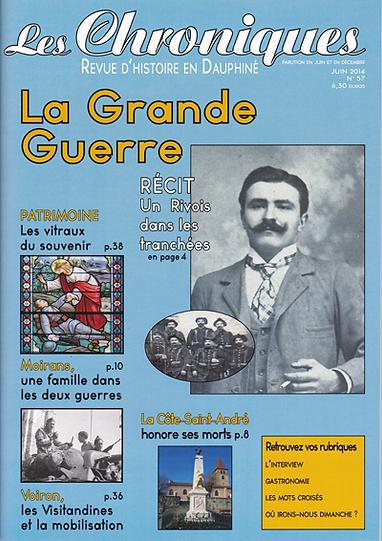 Revue N° 57 juin 2014