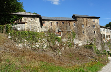 Ancien château d'Alivet