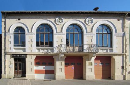 Ancienne caserne des pompiers