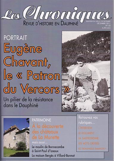 Revue N° 52 décembre 2011