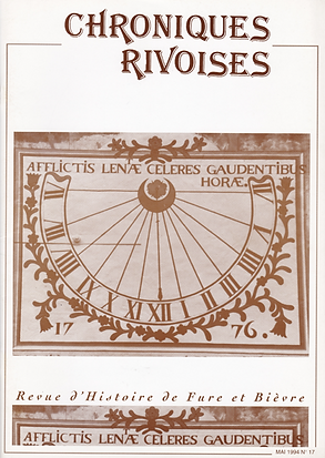 Aramhis Chroniques numéro 17