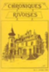 Aramhis Chroniques numéro 01