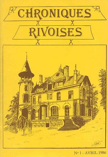 Revue N° 01 avril 1986