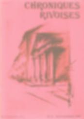 Aramhis Chroniques numéro 08