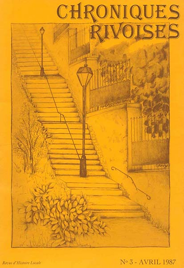 Revue N° 03 avril 1987