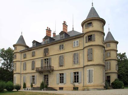 Château d'Alivet