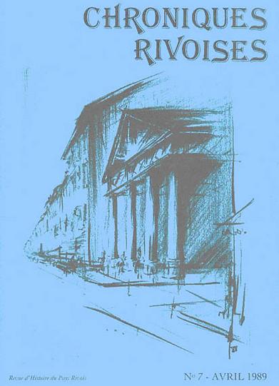 Revue N° 07 avril 1989