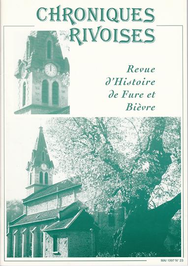 Revue N° 23 mai 1997