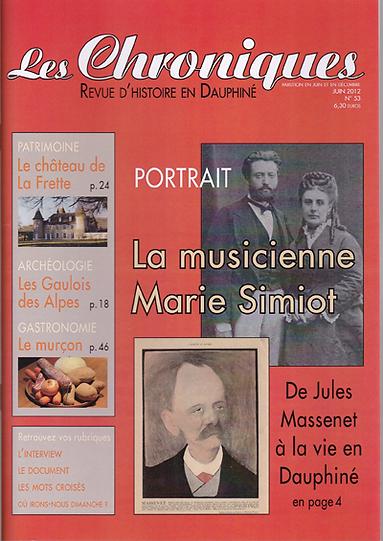 Revue N° 53 juin 2012