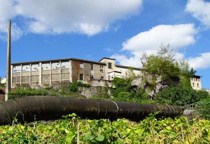 Site Industriel d'Alivet