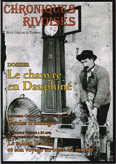 Revue N° 46 novembre 2008