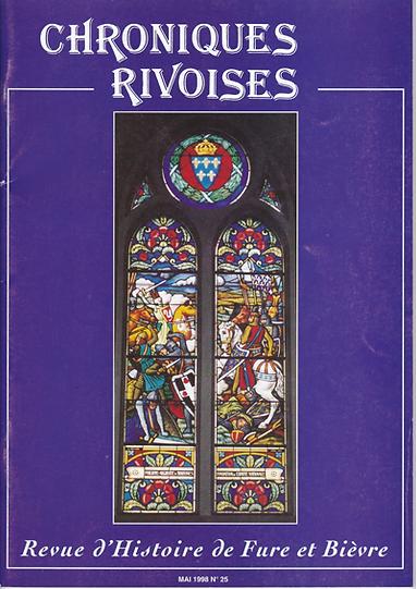 Revue N° 25 mai 1998