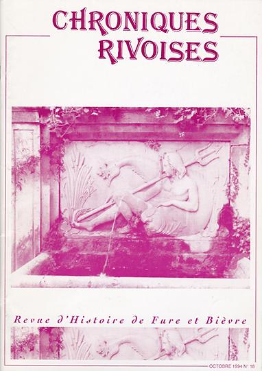 Revue N° 18 novembre 1994