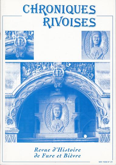 Revue N° 21 mai 1996