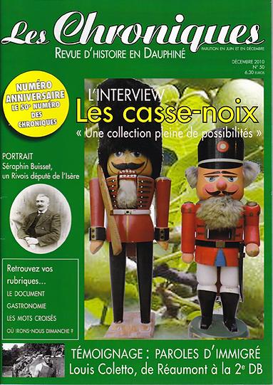 Revue N° 50 décembre 2010