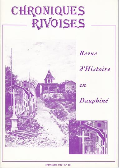 Revue N° 32 novembre 2001